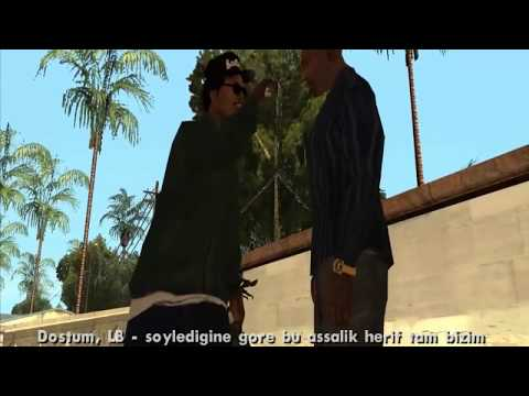 SAHİL PARTİSİ-Gta San Andreas Nostalji Serisi [Bölüm 5]