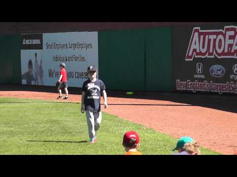 Fisher Cats Baseball Camp - Clip 4