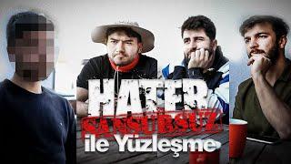 HATER'IMIZ İLE BİR GÜN GEÇİRMEK!