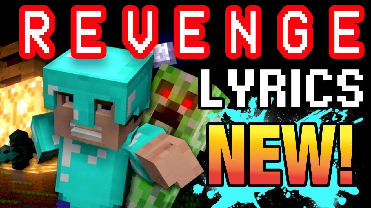 """Revenge"" ♪ ORIGINAL MINECRAFT SONG (Lyric Video) NEW 11"