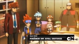 Beyblade Metal Fury Episode 2 - Legendary Bladers