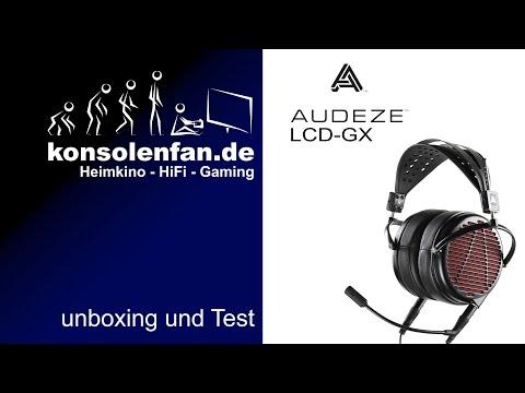 Audeze LCD GX - die Mischung aus exzellentem HiFi- und Gaming-Kopfhörer
