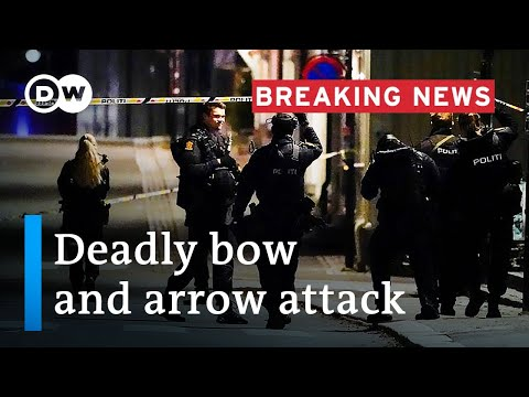 Norway: Bow and arrow attack leaves several dead   DW News