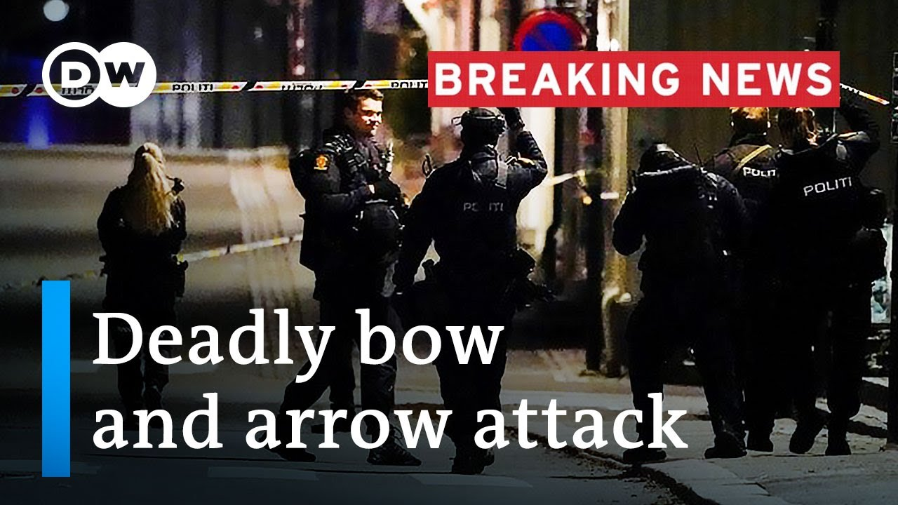 Download Norway: Bow and arrow attack leaves several dead | DW News