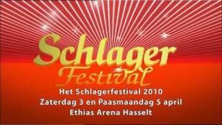Schlagerfestival 2010, zaterdag 3 en paasmaandag 5 april 2010
