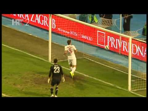 CROATIA vs SERBIA 2-0 2013 ZAGREB FIFA WORLD CUP 2014 BRAZIL QUALIFICATION