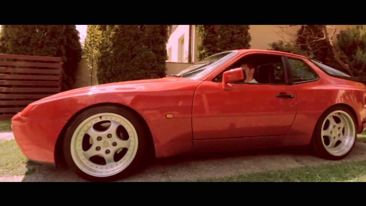 1986 Porsche 944 Turbo 951 Youtube