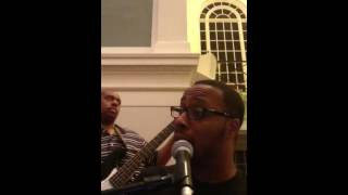 "Singing ""Near The Cross"" by Mississippi Mass Choir"