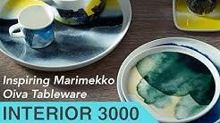 Inspiring Marimekko Oiva Tableware Design Collection – Sääpäiväkirja