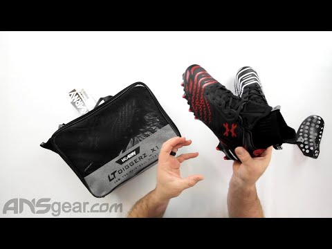 HK Army Diggerz LT Low Top Paintball Cleats - Review