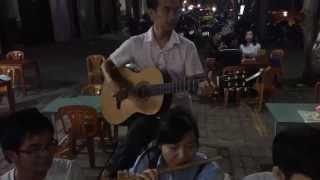 Về Quê Sáo Trúc  Hương Trà Lê -Guitar Nhật Lam
