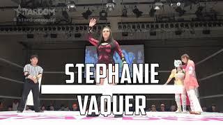Stephanie Vaquer & Hanan vs AZM & Konami vs Shiki Shibusawa & Starlight Kid