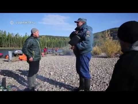 Умиротворение и ШТРАФ! - #3 Путешествие на водометных лодках и рыбалка на горных реках Сибири