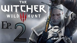 The Witcher 3: Wild Hunt Episode 2 - Sighting Of The Griffin