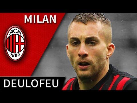 Gerard Deulofeu • Milan • Best Skills, Passes & Goal • HD 720p