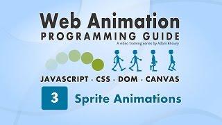 WAPG 3 Sprite Animation Programming CSS JavaScript