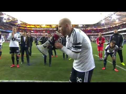 Rosenborg Sang For The Double