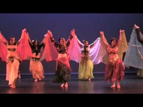 "danse orientale 7 voiles rouen juin 2008 ""mouna"""