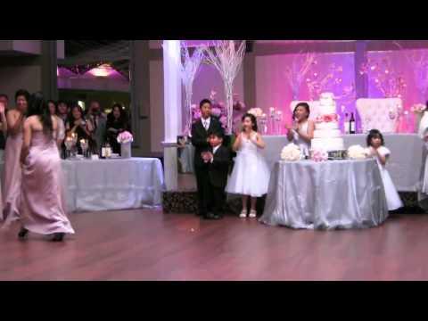 Baile de entrada al casamiento - Ideas originales