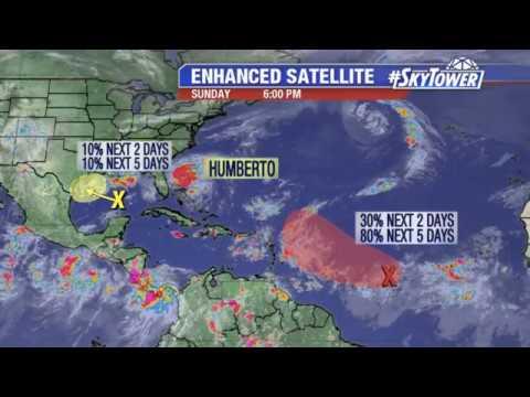 Tropical Weather Forecast #2: September 15, 2019