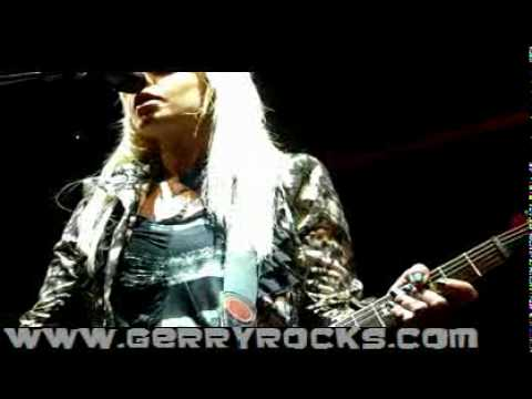 Orianthi  GOD ONLY KNOWS (Live) The Factory Sydney 2010