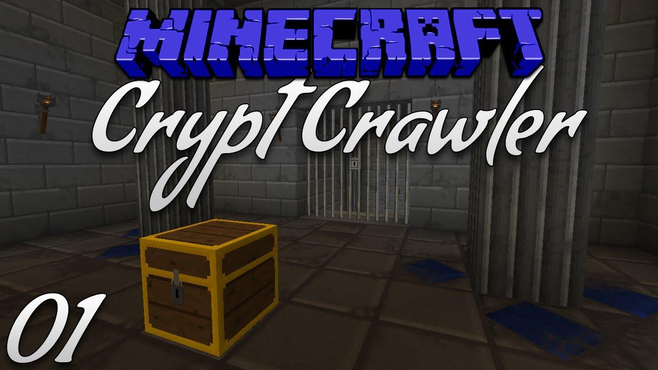 Minecraft: Crypt Crawler