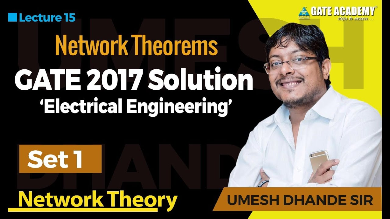 network theory pdf for gate