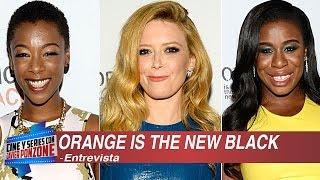A solas con Uzo Aduba, Samira Wiley y Natasha Lyonne ORANGE IS THE NEW BLACK