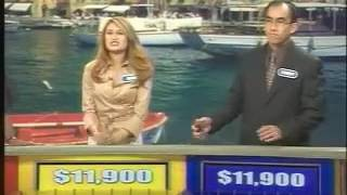 A rare Tie-Breaker moment -- Wheel of Fortune -- 2003