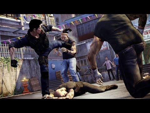 GTA Châu Á - DLC: Làm Cảnh Sát HongKong (Sleeping Dogs)
