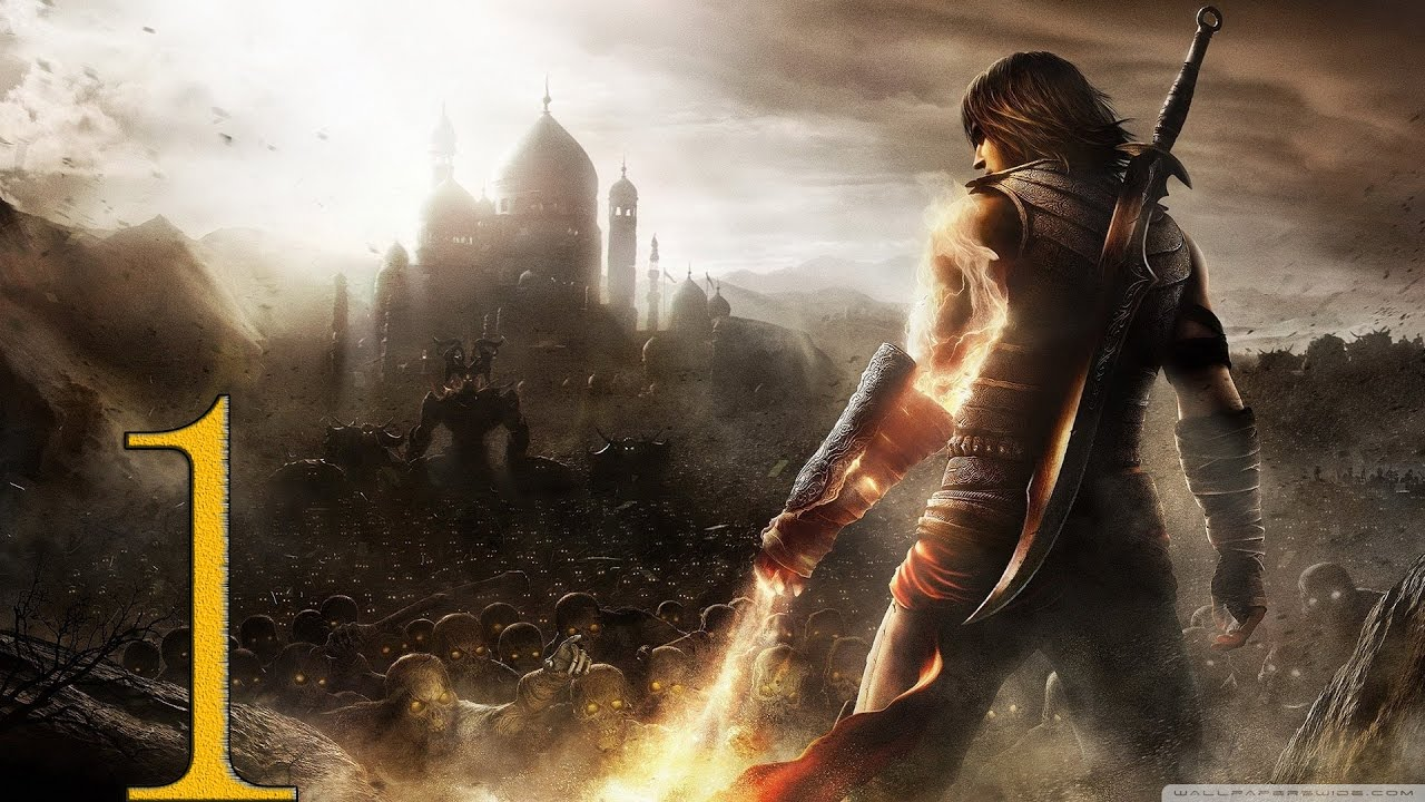 Download Intro & Gates - Prince of Persia: The Forgotten Sands - Part 1