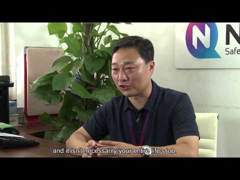 Career in Human Resources...Hu Jingsong, Senior Director HR and Admin at NQ Mobile
