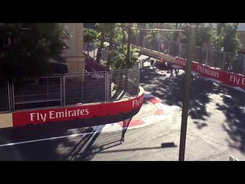 Баку Формула 1 2017. Квалификация