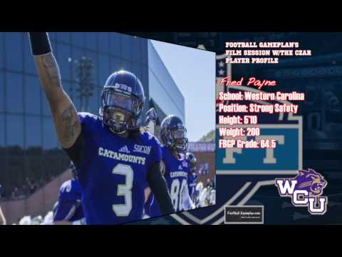 FBGP's NFL Draft Film Session with The Czar - Fred Payne