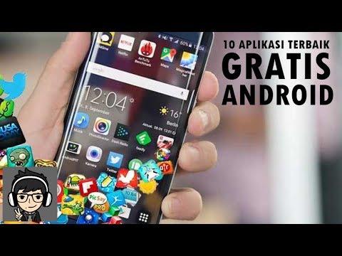 10 Aplikasi Terbaik Gratis Buat Smartphone Android Youtube