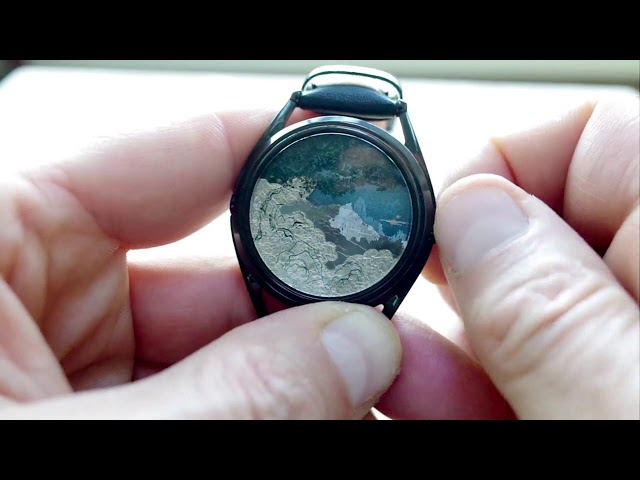 How to read The Ascendent watch by Marion Labbez and Mr Jones Watches