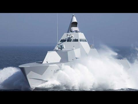 Sweden Visby class corvette (K32) Swedish Navy Cost Defenses