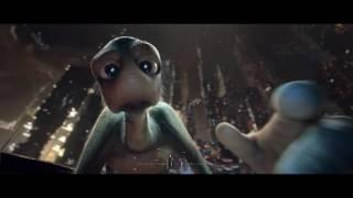 Les services bancaires mobiles de BNP Paribas  par Titanek Abragör - un film de Luc Besson