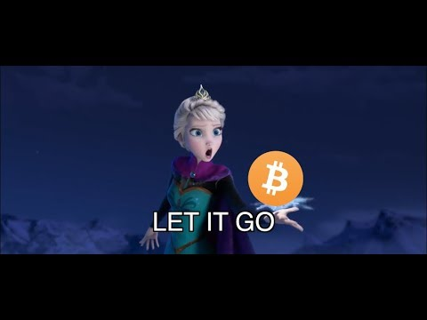 crypto currency let it go frozen meme youtube