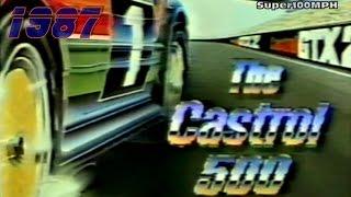 The 1987 CASTROL 500 SANDOWN (Group A)