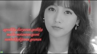 T-ara Hide and Seek Lyrics Video MP3