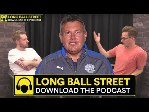 SHAKESPEARE SACKED, TOTTENHAM IN THE BERNABEU | LONG BALL STREET PODCAST