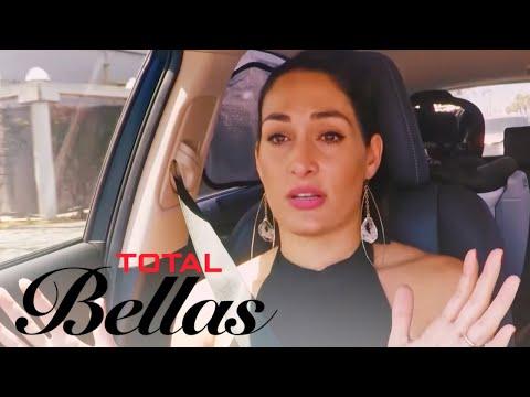 Nikki Bella Packs Up Her Things and Leaves John Cena | Total Bellas | E!