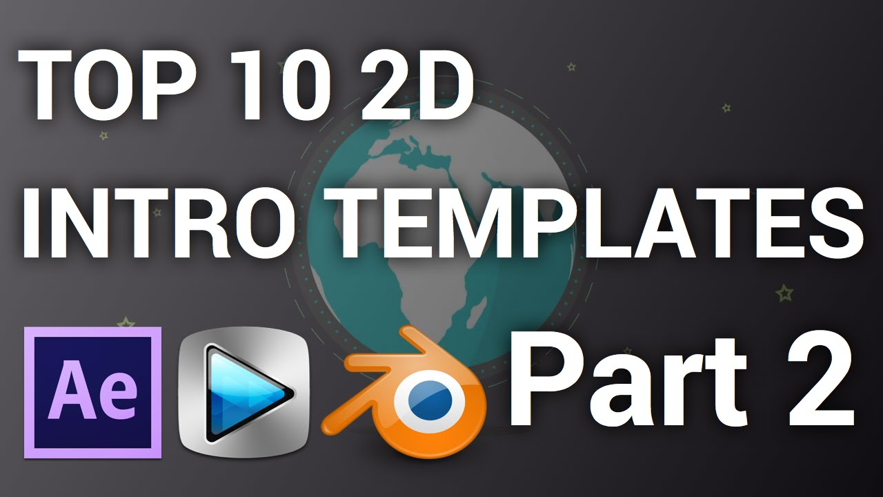 Fantastic Blender Movie Intro Templates Images - Professional ...