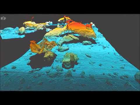 Mobile Mapping Subsea