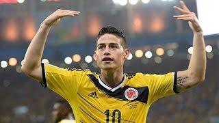 Top 5 - Goles Históricos de la Selección Colombia.