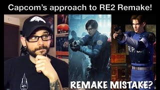 """Is Resident Evil 2 being Remade the """"right way""""? 