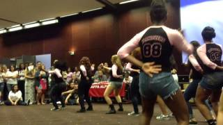 Omega Phi Chi - ASU Greek open house Fall