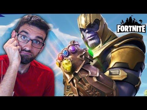 THANOS JE NEZAUSTAVLJIV !!!  Fortnite Avengers Mod
