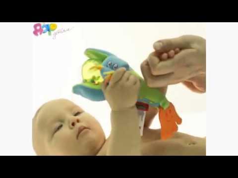 Ежедневный массаж для детей 6   9 месяцев
